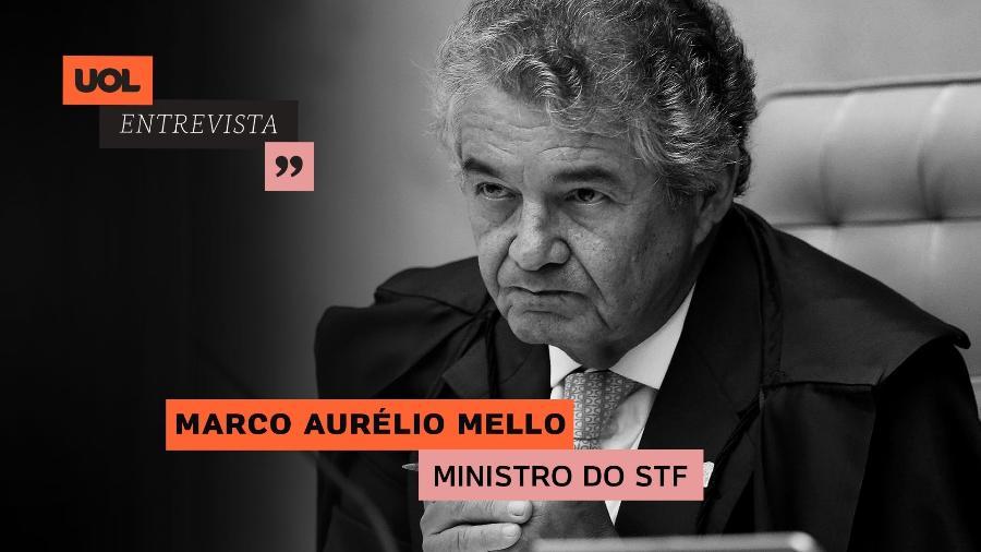 UOL Entrevista com Marco Aurélio Mello (12/04/21) - Arte/UOL
