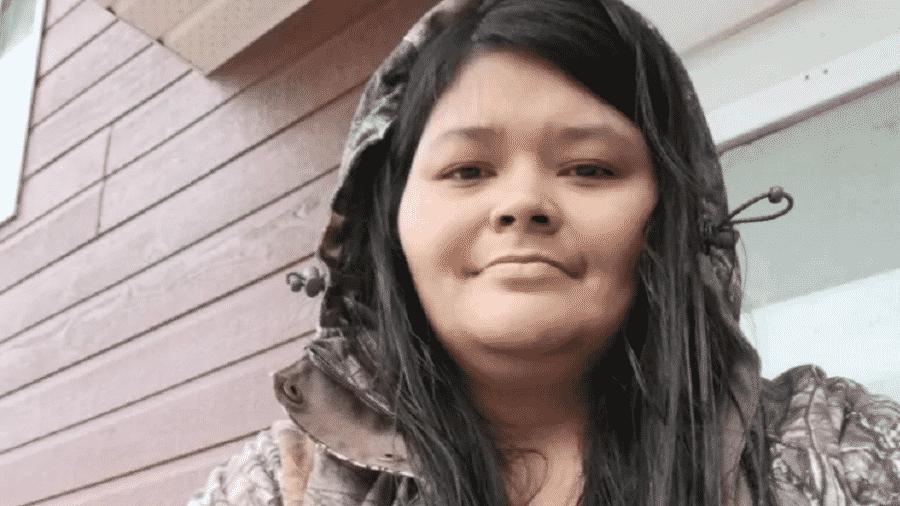 Joyce Echaquan foi agredida verbalmente em hospital no Canadá antes de morrer - Reprodução