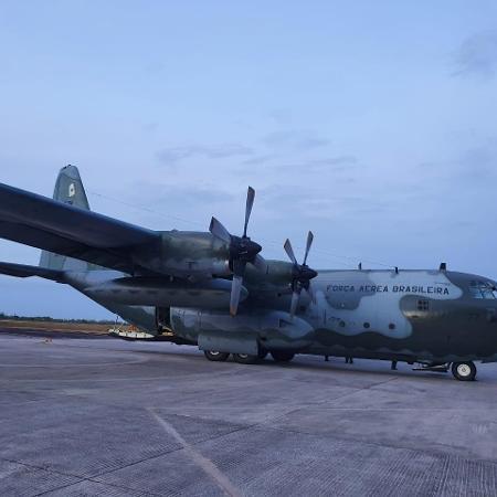 Aviões da FAB teriam sido utilizados por organização criminosa (foto ilustrativa) - Divulgação/Defesa
