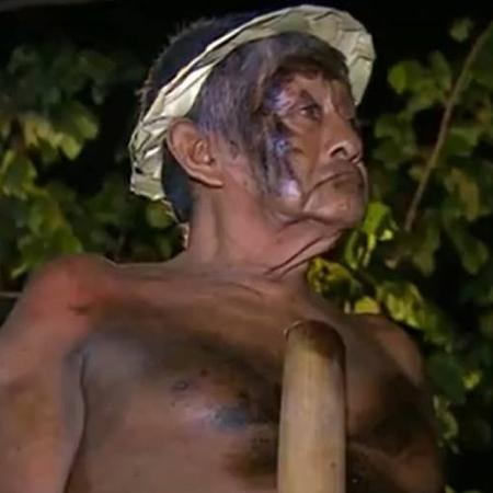 Amoim Aruká Juma, último homem indígena da etnia Juma, morre em Rondônia - Reprodução/Rede Amazônica
