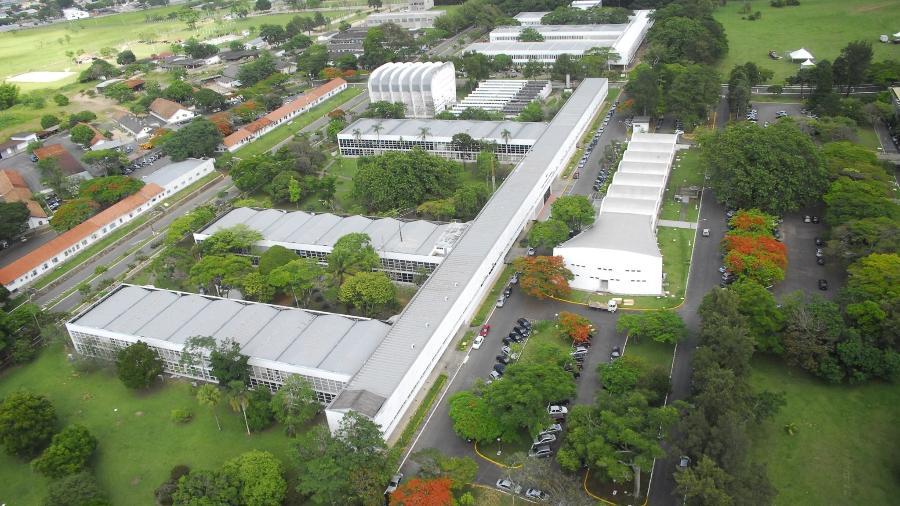 ITA (Instituto Tecnológico da Aeronáutica), com sede em São José dos Campos (SP) - Divulgação