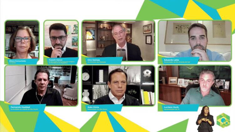 Brazil Conference - Reprodução/YouTube - Reprodução/YouTube