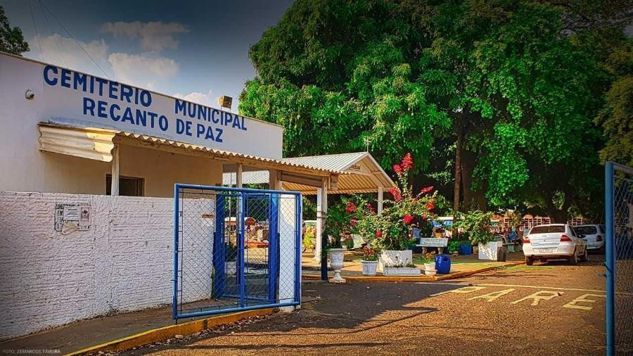 """""""Recanto de Paz""""? Enterro em Araçatuba acabou em briga por conta de uma herança - Divulgação/Prefeitura de Araçatuba"""