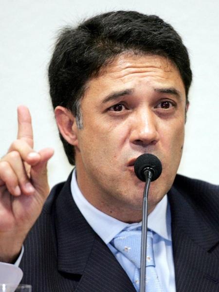 19.jul.2005 - O ex-secretário-geral do PT (Partido dos Trabalhadores), Silvio Pereira - Lula Marques - 19.jul.2005/Folhapress