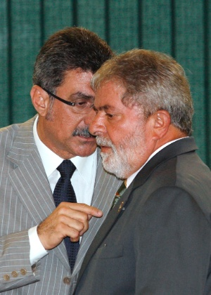 Jucá foi ministro da Previdência do governo Lula entre março e julho de 2005