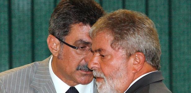 Romero Jucá foi aliado dos governos de Lula, mas em 2016 apoiou o impeachment da presidente Dilma