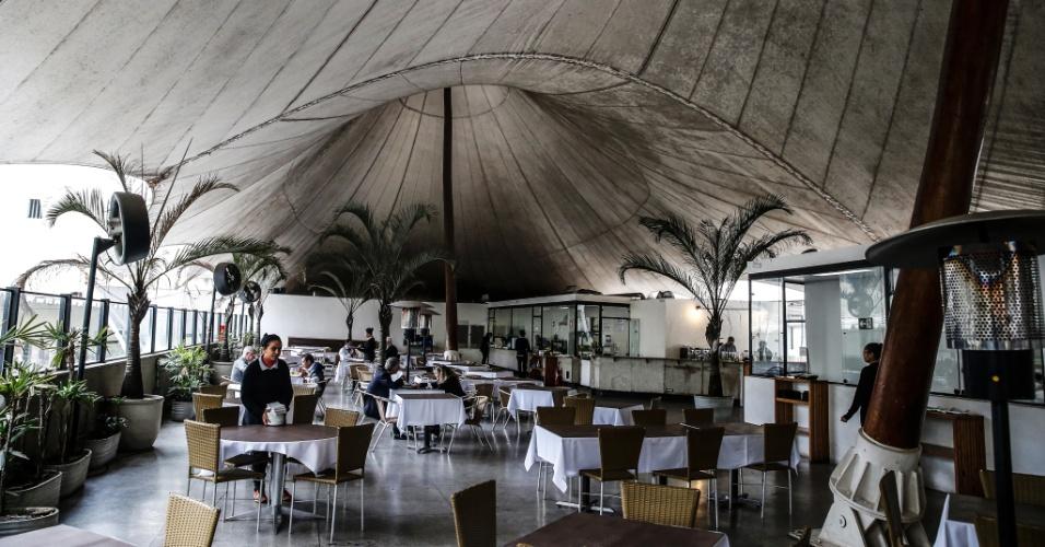 Câmara Municipal, Câmara dos Vereadores, São Paulo, Restaurante Escola