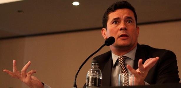 O juiz federal Sergio Moro, responsável pelos processos da Operação Lava Jato