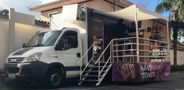 Caminhão da Ofner passará por empresas e condomínios até 24 de dezembro