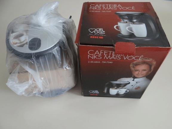 Cafeteira Ana Maria Braga