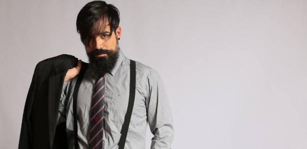 O professor de academia e modelo Leo Cezimbra, 35: soropositivo aos 31 anos