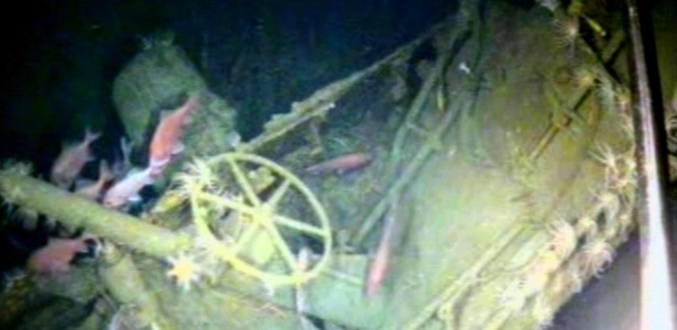 No total, foram realizadas 13 expedições para encontrar o submarino