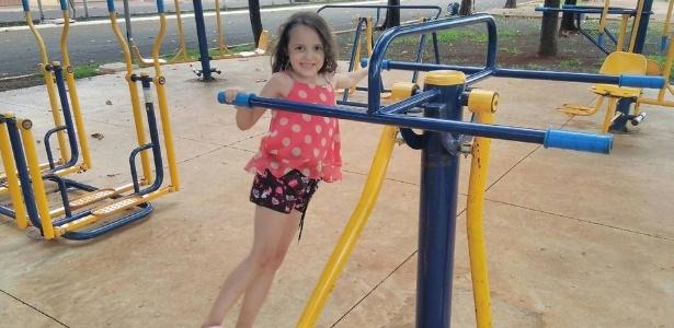 Menina Luiza Bertuzo, em tratamento de doença rara, que teve todo prontuário furtado em Sertãozinho - Arquivo Pessoal