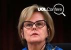 Rosa Weber não disse que STF julgará se Bolsonaro pode ou não tomar posse (Foto: Arte/UOL)