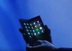 Prepare o bolso! Celular com tela dobrável da Samsung pode custar US$ 1.770 (Foto: Reprodução)
