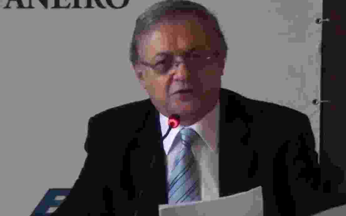 Ricardo Vélez Rodríguez é anunciado como ministro da Educação - Reprodução/YouTube