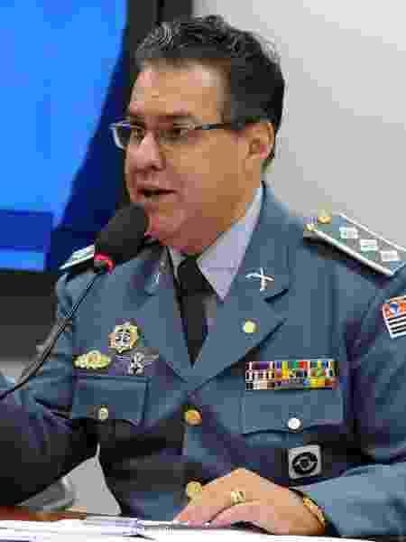 Documento foi enviado pelo deputado federal Capitão Augusto (PR-SP), presidente da Frente Parlamentar da Segurança Pública, e cita trecho da Constituição - Luis Macedo/Câmara dos Deputados