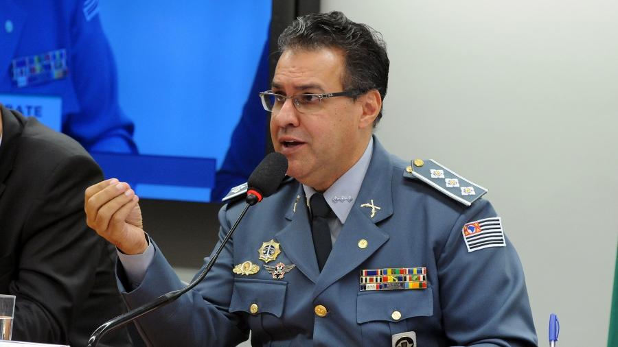 Deputado federal Capitão Augusto (PR-SP) - Luis Macedo/Câmara dos Deputados