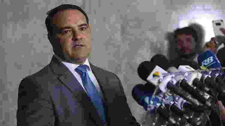 Jorge Oliveira, novo ministro da Secretaria-Geral da Presidência - Antonio Cruz/ Agência Brasil