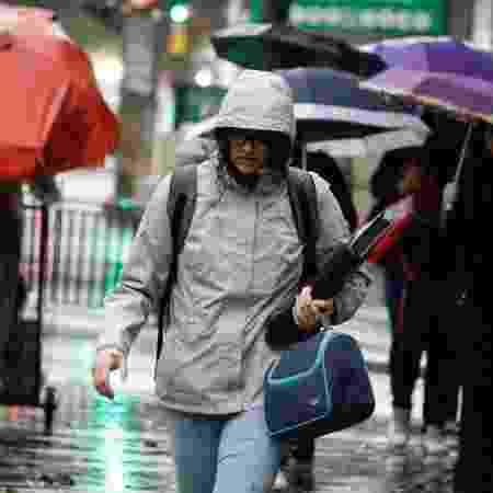 A mínima na capital paulista pode chegar a 13ºC ainda nesta terça-feira - FÁBIO VIEIRA/FOTORUA/ESTADÃO CONTEÚDO