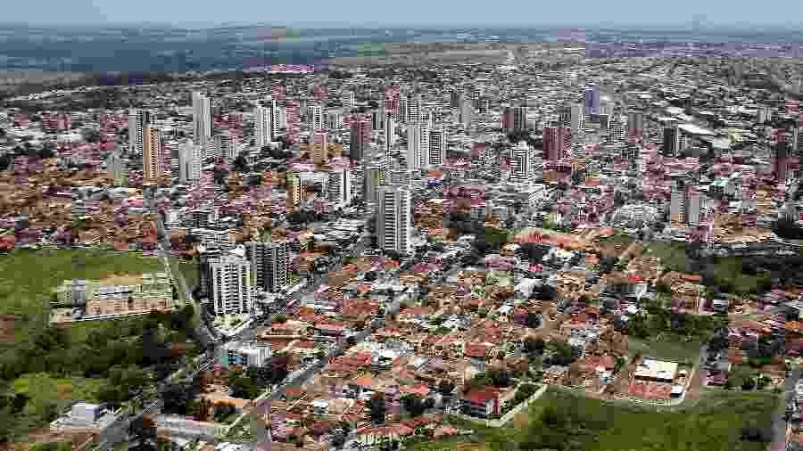 Marília, cidade a 438 km da capital - Prefeitura de Marília/Divulgação