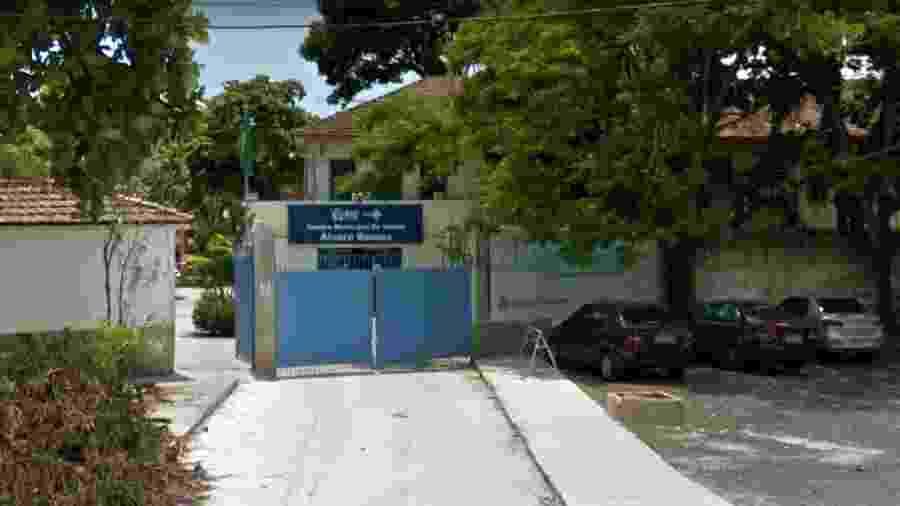 Clínica da Família Álvaro Ramos, no Rio, agora recebe mais pacientes do que deveria - Reprodução