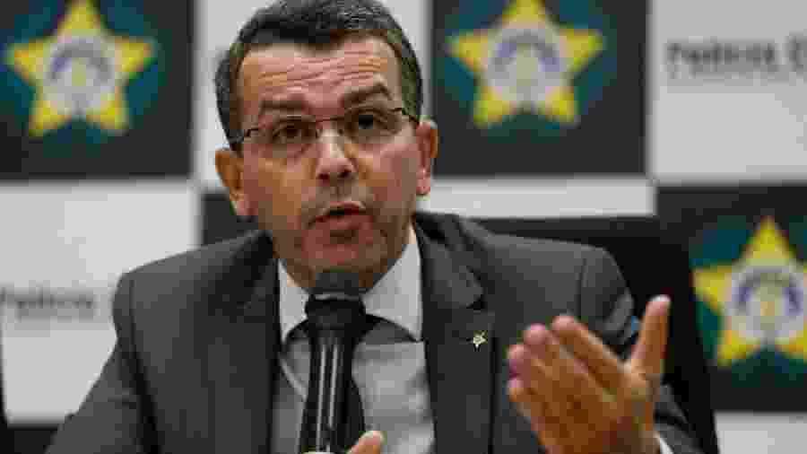 Rivaldo Barbosa, delegado da Polícia Civil do Rio de Janeiro - Fernando Frazão/Agência Brasil