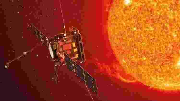 A sonda Solar Orbiter será lançada da Flórida no fim da próxima semana - ESA - ESA