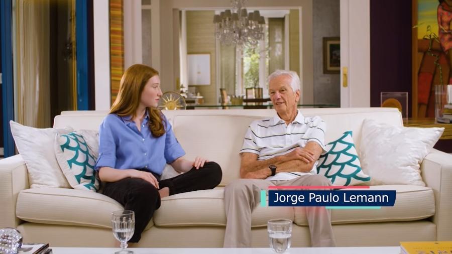 Jorge Paulo Lemann perdeu aproximadamente R$ 41 bilhões em 2020, segundo levantamento - Reprodução