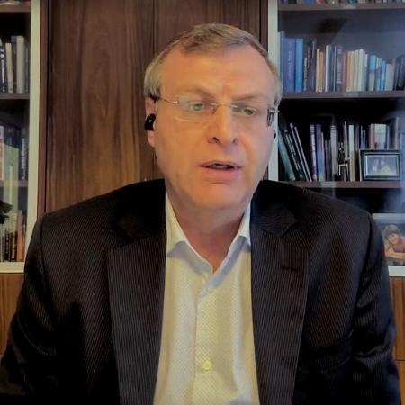 Clóvis Arns da Cunha no Conversa com Bial  - Reprodução/vídeo