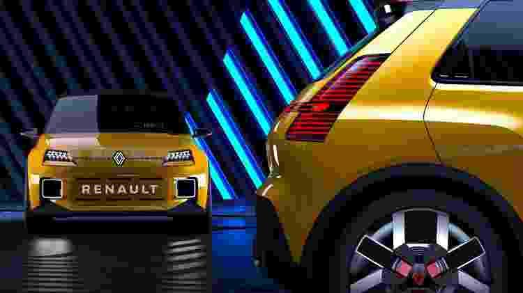 Renault R5 Prototype - Divulgação  - Divulgação