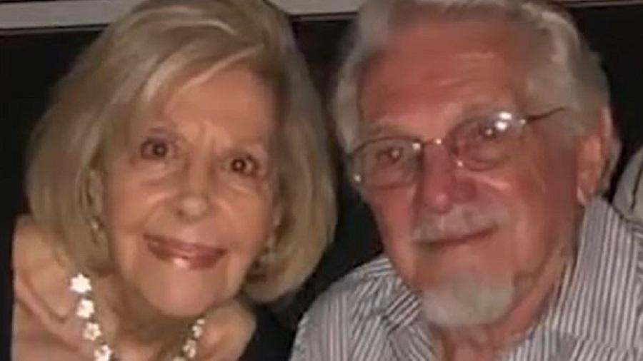 Bill e Esther Ilnisky completariam o 67º aniversário de casamento no último final de semana - Reprodução/YouTube/CBS Miami