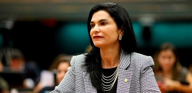 A deputada federal Simone Morgado (PMDB-PA)