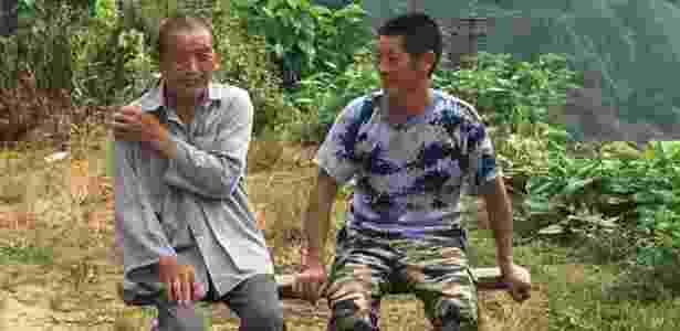 Os solitários homens do 'vilarejo dos solteiros' na China 3  - BBC - BBC