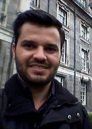 O brasileiro Rafael Tiso, 31
