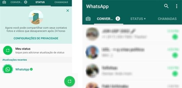 WhatsApp Status já está disponível no Brasil, veja como usar