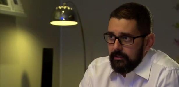 O fiscal agropecuário Daniel Gouveia Teixeira denunciou empresas da operação Carne Fraca - Reprodução/TV Globo
