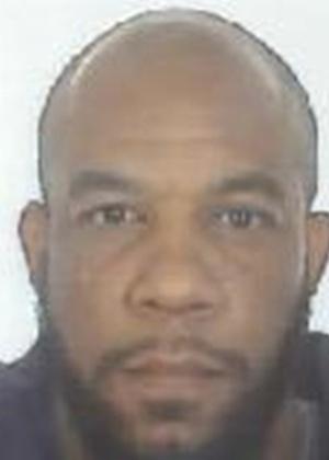 Khalid Masood, britânico de 52 anos que cometeu um atentado próximo ao Parlamento - Divulgação/Metropolitan Police/Twitter
