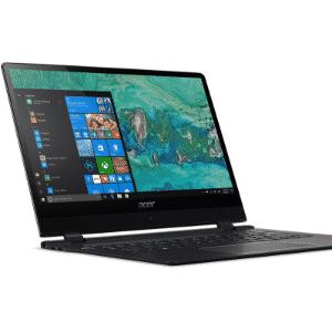 Acer Swift 7 - Reprodução