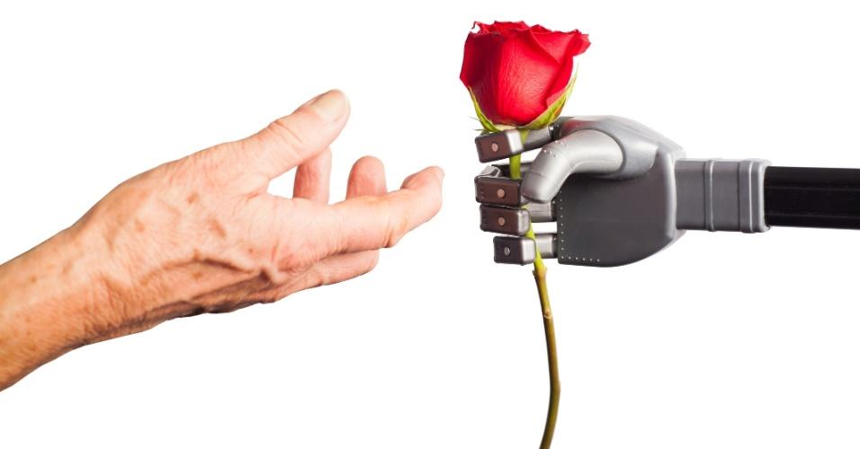 Os humanos já tratam robôs como gente e há explicação para isso