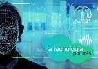 Entenda a tecnologia por trás do reconhecimento facial (Foto: Arte UOL)