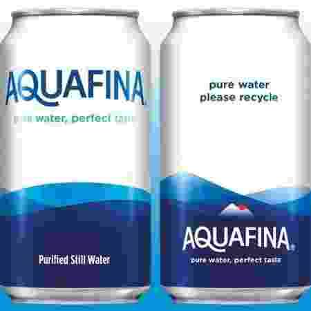 Aquafina Pepsico - Reprodução - Reprodução