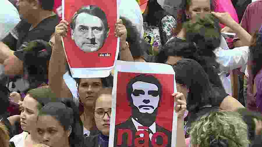 """Cena do filme """"A nossa bandeira jamais será vermelha""""  - Divulgação"""