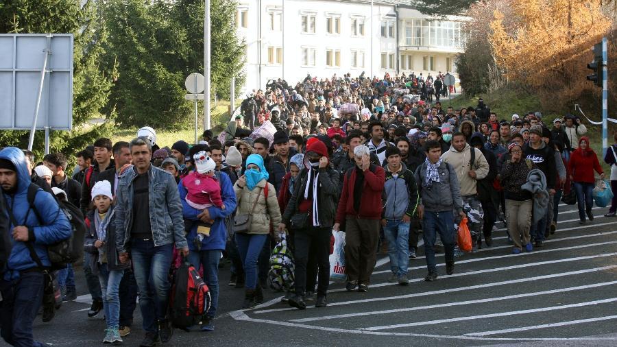 Pela primeira vez em cinco anos, porém, o número de venezuelanos na Colômbia registrou queda - Getty Images