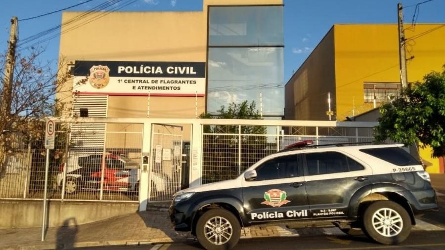 Polícia apura se disparo foi acidental ou ato de defesa; mãe e filho foram para hospital - Divulgação