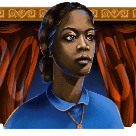 Google faz homenagem pelos 100 anos de Ruth de Souza - Reprodução/Google