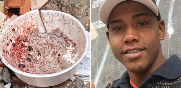 'Meu filho nem comeu a marmita', diz mãe de jovem negro morto pela polícia