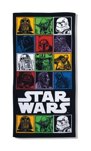 Toalha de Praia Riachuelo Star Wars: R$ 49,90