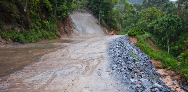 Estrada entre Paraty-RJ e Cunha-SP visa encurtar distância do interior paulista e a cidade fluminense