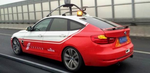 Empresa de tecnologia chinesa revela plano ambicioso para testar introdução de veículos autônomos para cidade de 700 mil habitantes